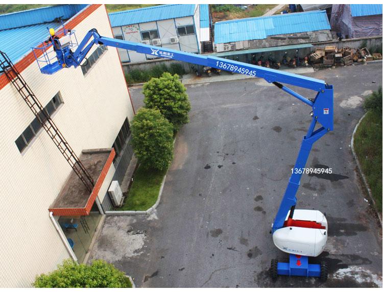 自行走高空作业平台租赁